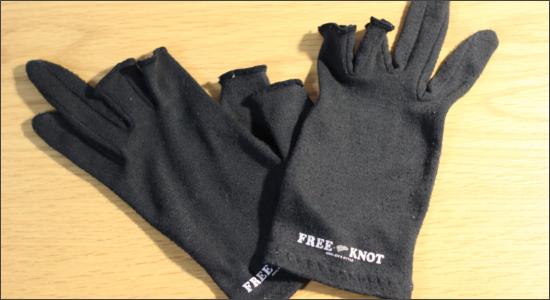 手袋のインナー